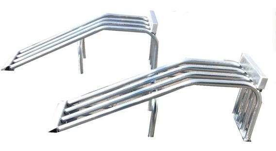 Rampa Expositora Para Veículos Galvanizada (par)