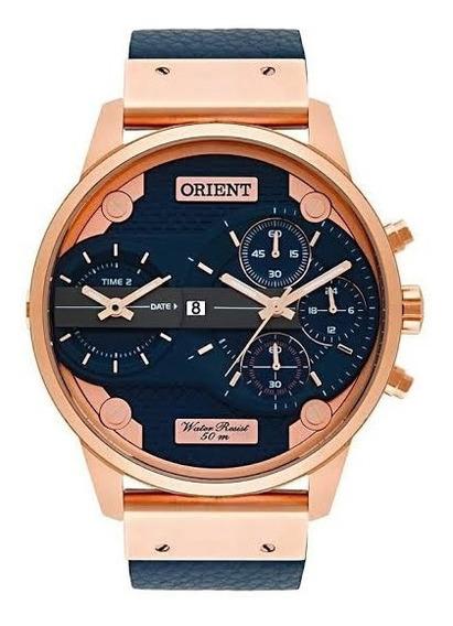 Relógio Orient Masculino Mrsct001 D1dx