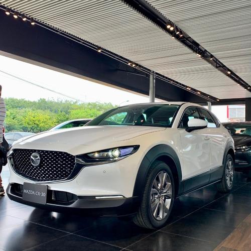 Imagen 1 de 14 de Mazda Cx30 Grand Touring At 2.5l Blanco   2022