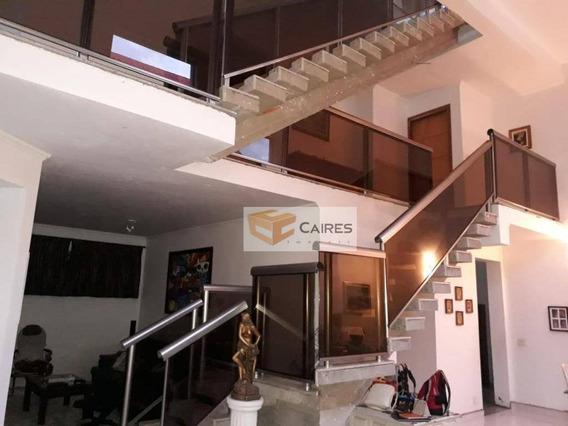 Casa À Venda, 354 M² Por R$ 1.300.000 - Campos De Atibaia - Atibaia/sp - Ca2610