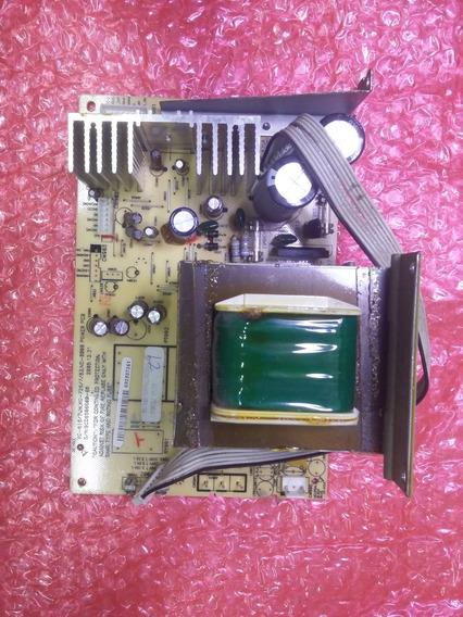 Placa Da Fonte Trafo System Toshiba Ms7860mus