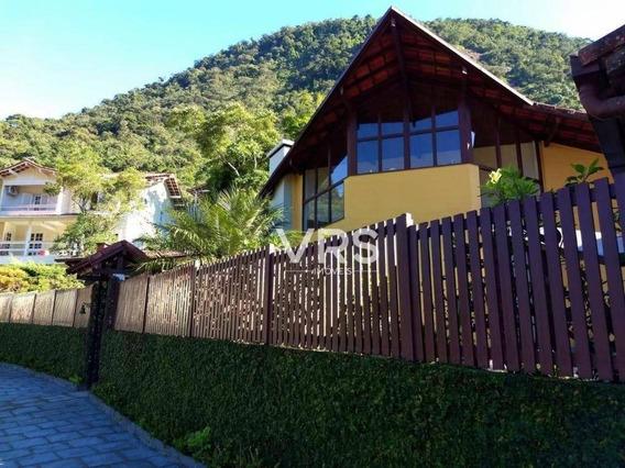 Casa No Condomínio Do Lago Com 3 Dormitórios À Venda, 176 M² Por R$ 880.000 - Comary - Teresópolis/rj - Ca0231