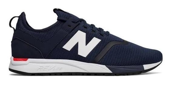 Zapatillas New Balance Running Hombre Mrl247 Azul Cli