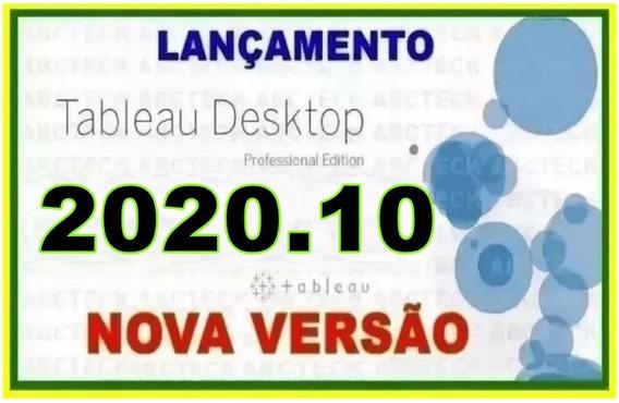 Tableau Desktop 2019.3 Pro Português / Nova Versão
