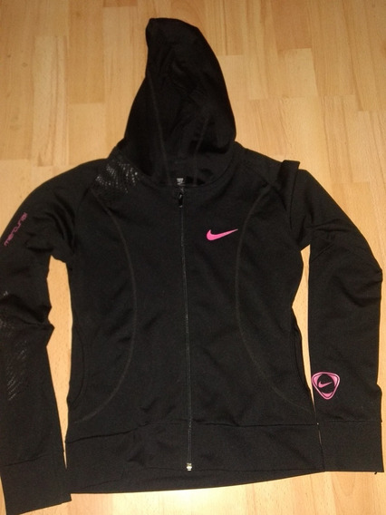 Campera Nike Deportiva Mujer Talle S