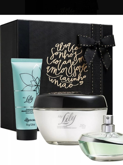 Kit Perfume My Lyli