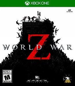 World War Z Xbox One Mídia Digital