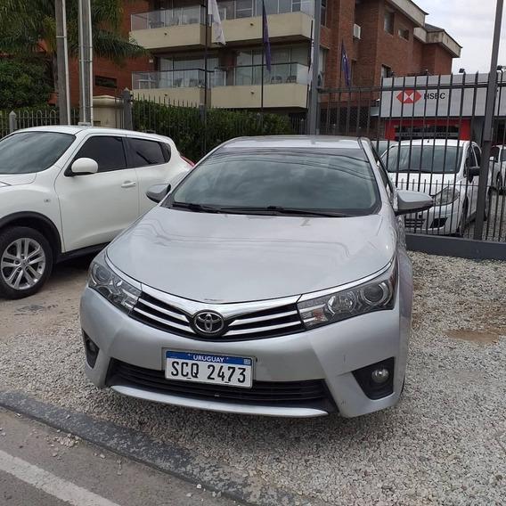 Toyota Corolla 1.8 Automático 2016