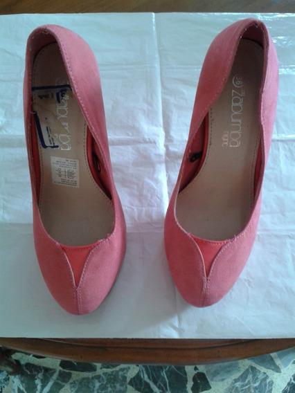 Zapatos Plataforma Para Dama Importados Liquidación