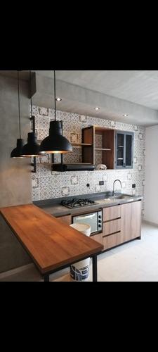 Imagen 1 de 9 de Apartamento Tipo Loft, 89 Metros Cuadrados, Bien Ubicado