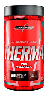 Termogênico Therma Pro Hardcore 120 Cápsulas Integralmedica