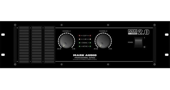 Potência Mark Audio Mk 2.0