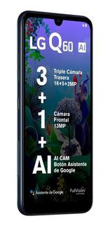 Celular LG Lte Lm-x525ha Q60 Negro