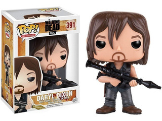 Funko Pop Daryl Dixon #391 Walking Dead Regalosleon