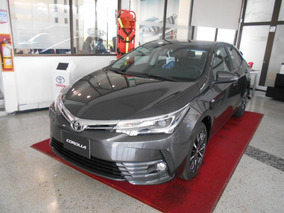 Toyota Corolla Seg 1.8 2019 Gris Metálico