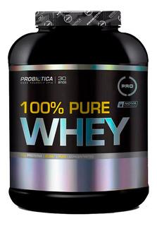 100% Pure Whey - 2kg - Probiótica - Sabores