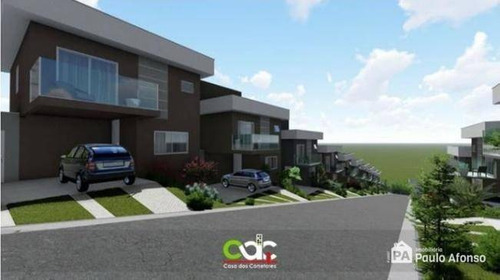 Casa Com 3 Dormitórios À Venda, 121 M² Por R$ 400.000,00 - Residencial Belvedere - Poços De Caldas/mg - Ca0048