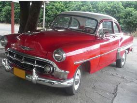 Chevrolet Belair Modelo 53, Antiguo, De Colección