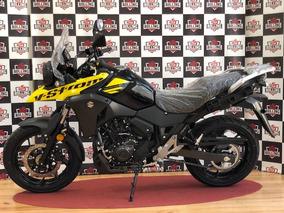 Suzuki Vstrom 250 Abs 2018 Amarilla