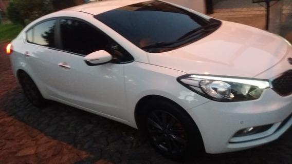Kia Cerato 1.6 Sx Flex Aut. 4p 2014