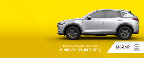 Mazda Cx5 Touring At 2.0l 4*2 Plata | 2021