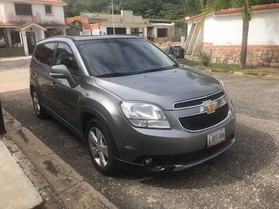 Chevrolet De Lujo Orlando