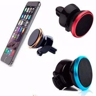 Soporte Porta Celular Rejilla De Ventilacion Smartphone