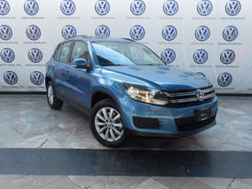 Tiguan Vw Sport And Style 2017 Color Azul Pacifico Inv.