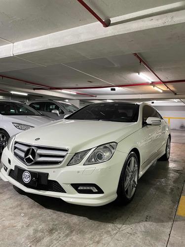 Mercedes-benz Clase E 2010 3.5 E350 Avantgarde Sport Sepauto