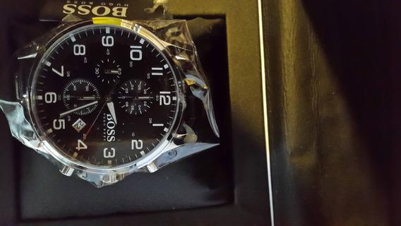 Relógio Masculino Hugo Boss Aeroliner