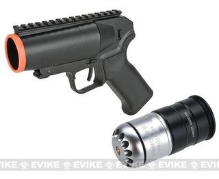 Airsoft Lanzagranadas Poket 40mm
