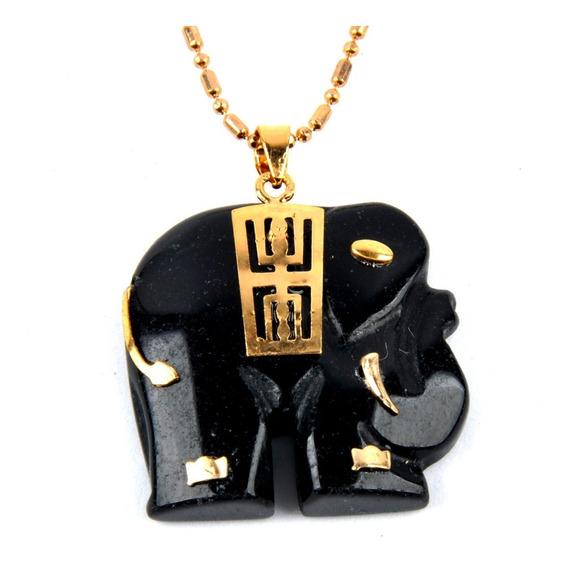 Colar Elefante Sorte
