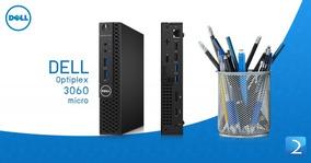 Dell 3060 I3 8100t + 8gb Ddr4 + Ssd 128 Gb + Hd 500gb