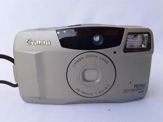 Antiga Câmera Fotográfica Canon (cod.4729)