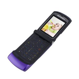 Motorola Razr V3 Rede Gsm Desbloqueado Telefone Móvel Inter