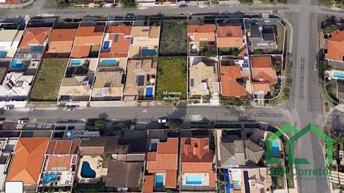 Imagem 1 de 18 de Terreno À Venda, 375 M² Por R$ 460.000,00 - Alto Taquaral - Campinas/sp - Te0119