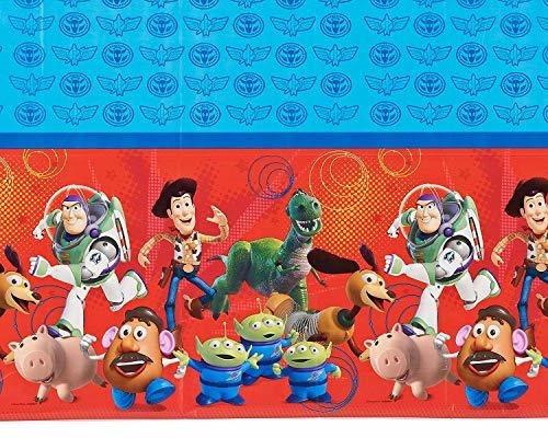 Toy Story Funda Para Mesa (cadasuministros Para Fiestas