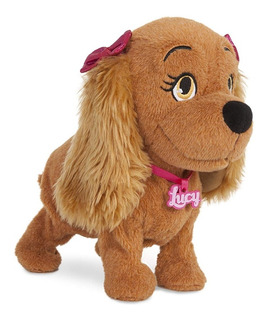 Lucy Perro Interactivo Mascota Puppy Ladra Come Baila