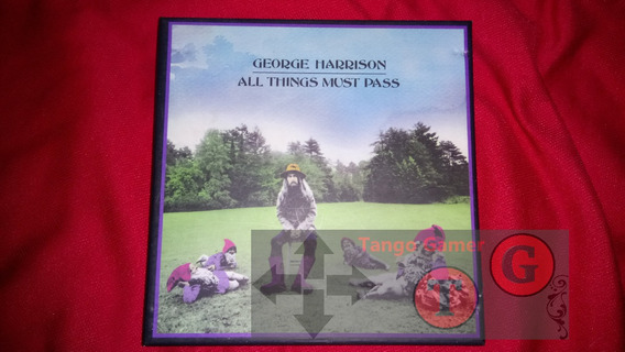 George Harrison - All Things Must Pass (2 Cd) Importado