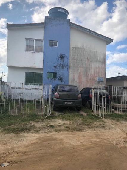 Apartamento Em Garapu, Cabo De Santo Agostinho/pe De 45m² 2 Quartos Para Locação R$ 450,00/mes - Ap149172