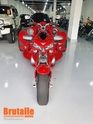 Muller Tr 18 (triciclo Falcon) Vermelho