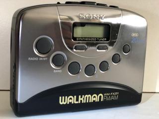 Walkman Sony. Reliquia