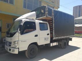 Camion Foton Doble Cabina , Freno De Aire