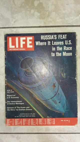 Revista Life Internacional 1962