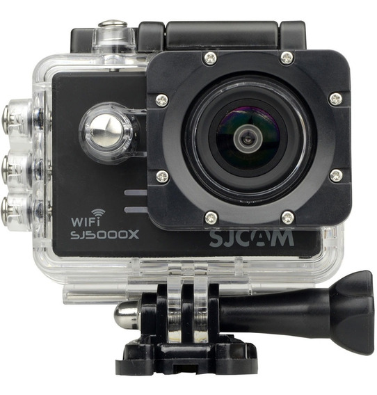 Câmera Esportiva Sjcam Sj5000x Elite Wifi Prova D