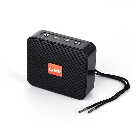 Caixa De Som Quanta Speaker Portátil Bluetooth