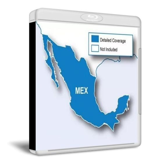 Nuevo Y Ultimo Mapa City Navigator Mexico Para Gps Garmin Nuvi Con Envio Gratis Al Mail