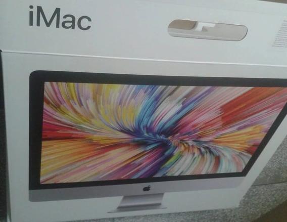 Caixa iMac 27 Retina 5k Display 2019