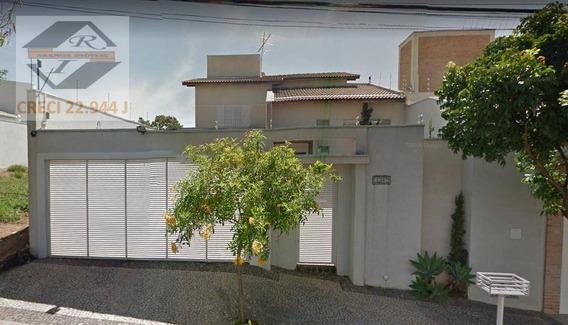 Casa Com 2 Dormitórios À Venda, 255 M² Por R$ 608.000,00 - Residencial Amazonas - Franca/sp - Ca2989