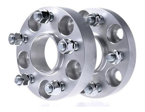 Imagem 1 de 1 de 2 Espaçador De Roda 5x100 5x112 5x114 5x120 5x139 Alumínio